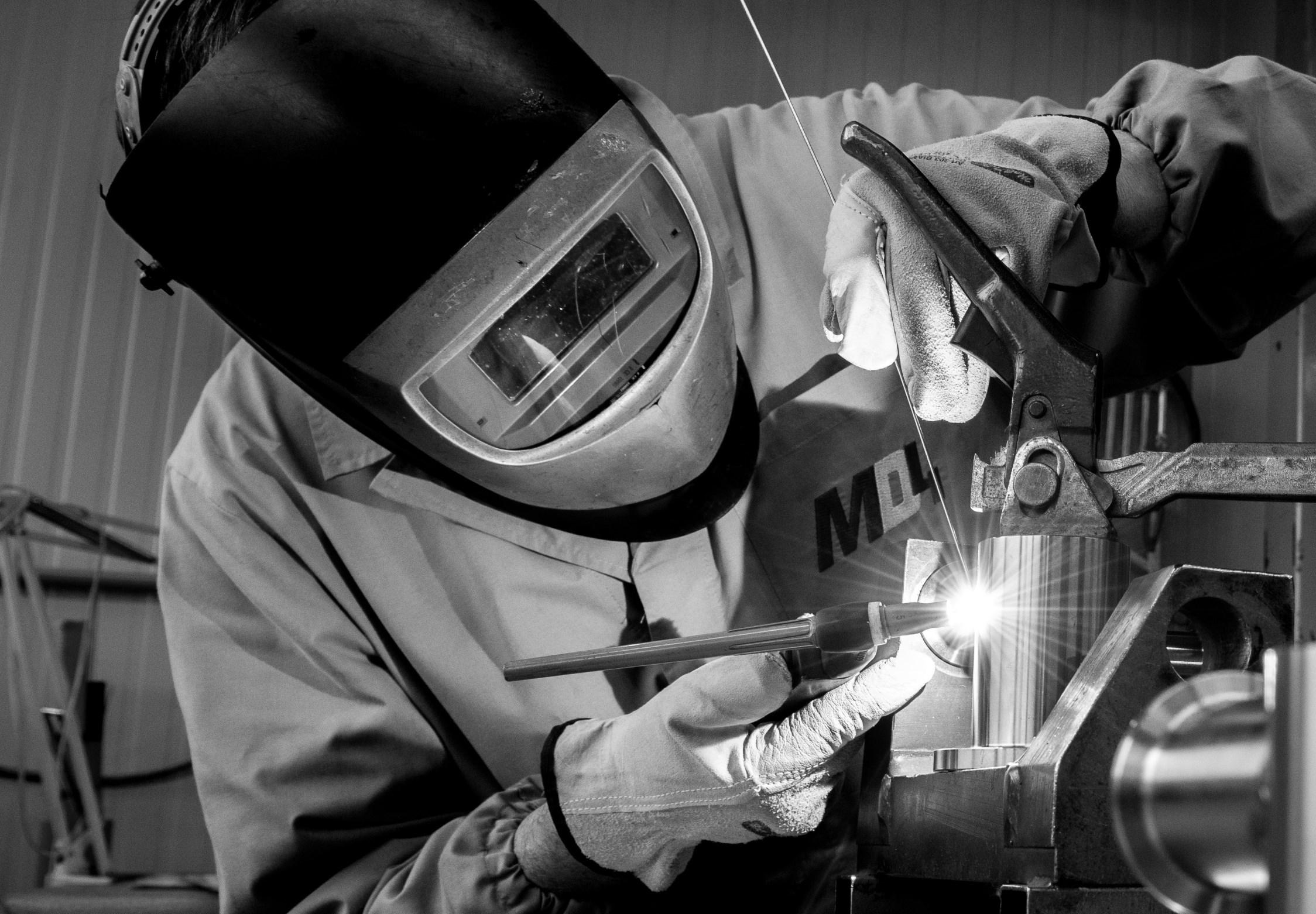 precison mechanical workshop